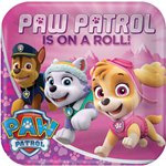 Pink Paw Patrol Lunch Bord