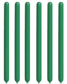 Modelleerballonnen emerald green