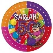 Bord Sarah Explosion