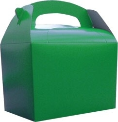 Party box groen