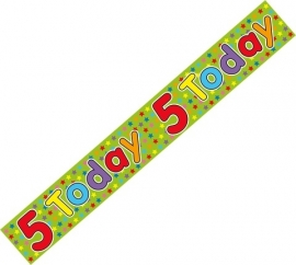 5 Today Bright Star Banner