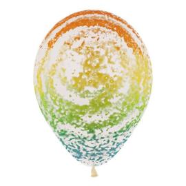 Grafitti Ballon Rainbow