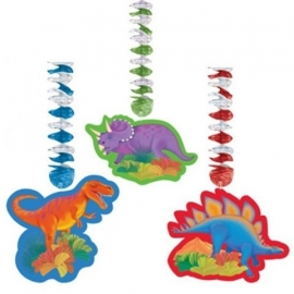 Dino Blast dangeling cutsouts