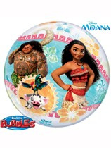 Disney Moana Bubble Ballon