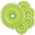 GEO Donut Ballonnen Lime Green