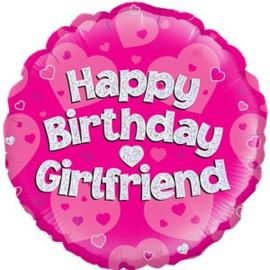 Happy Girlfriend Foil