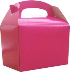 Party box fuchsia