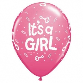 Ballon It´s a Girl