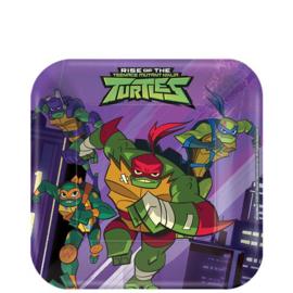 Rise of Teenage Mutant Ninja Turtles Dessert Borden