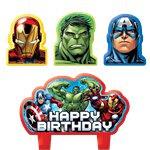 Mighty Avengers  Kaarsjes