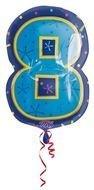 Folie  ballon 8