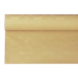 Tafelkleed Damast Papier Goud