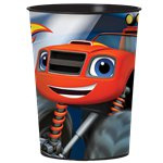 Blaze and the Monster Machines Stevige Plastic Beker