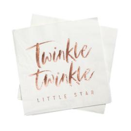 Twinkle Twinkle Servetten