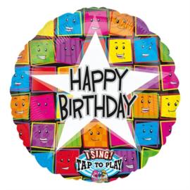 Sing-a-Tune Happy Birthday