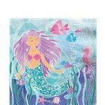 Magical Mermaid Servetten
