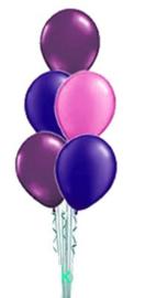 5 Ballonnenboeket