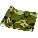Camouflage Cadeau Papier