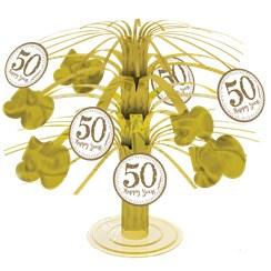 Centerpiece  50 jaar Goud