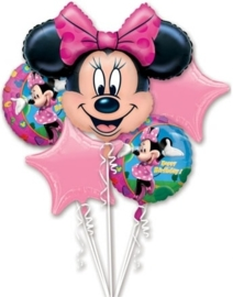 Minnie Mouse Ballonnenboeket