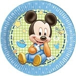 Mickey Mouse 1st Birthday  Borden