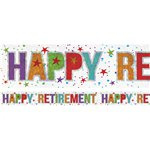 Banner Happy Retirement