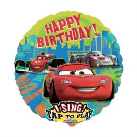 Sing-a-Tune Cars Ballon