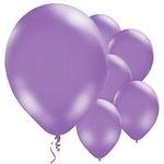 Ballonnen Metallic Lavendel