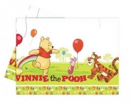 Winnie de poeh en piglet tafelkleed