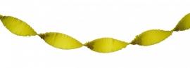 Crepslinger geel