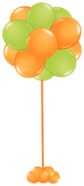 Ballonnen pilaar Topiary