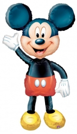 Mikey Mouse Airwalker Folie Ballon