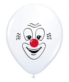 Ballon Clown´s face