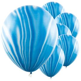 Marmer / Grafitti Ballonnen