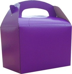 Party box paars