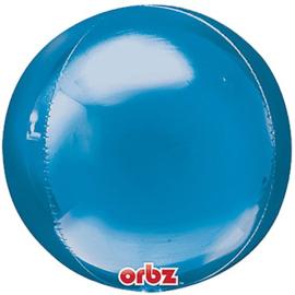 Blauw Orbz Ballon