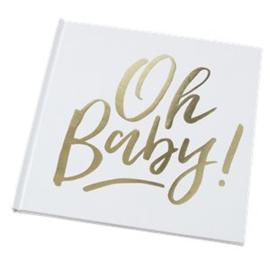 Gastenboek Oh Baby