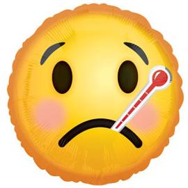 Get Well Emojio Foil