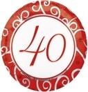 40th Anniversary Foil