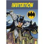 Batman Uitnodigingskaarten