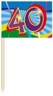 Prikkers 40 Jaar Swirls