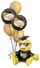 Congratulations Ballonboeket