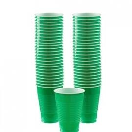 Amerikaanse Cups Donker Groen