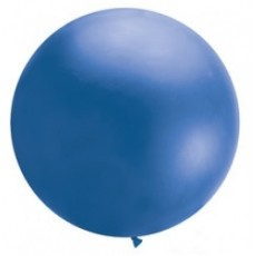 Step In balloon blauw