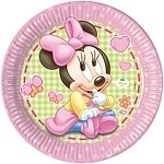 Minnie Mouse 1st Birthday Borden
