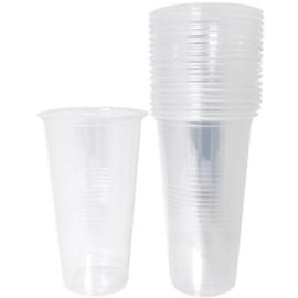 Hele Pint Plastic Bierbekers