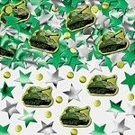 Camouflage Confettie