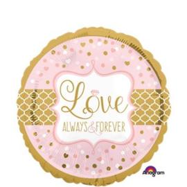 Love Always & Forever Foil