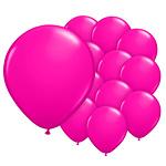 5 inch (12cm) ballonnen wildberry