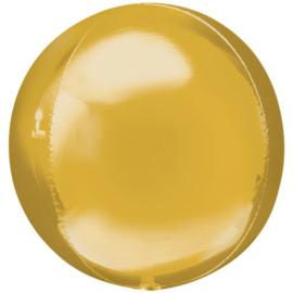 Goud Orbz Ballon